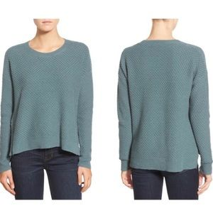 MADEWELL Landmark Textured Sweater